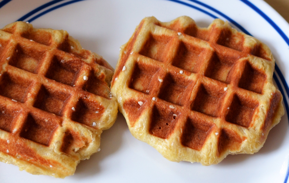Liege Waffles |